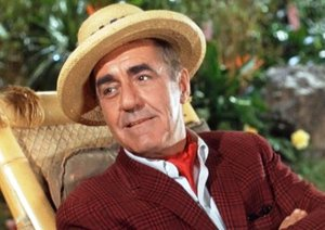 Thurston Howell III played by Jim Backus