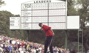 Tiger Woods - 1997 Masters