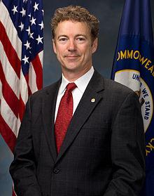 Senator Rand Paul (R)