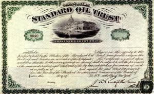 Standard Oil Common Stock