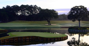 TPC Sawgrass 17th Hole
