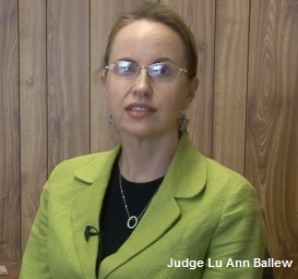 Magistrate Lu Ann Ballew