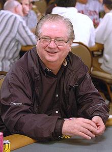 Professional Poker Player Billy Baxter