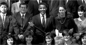 Barack Obama - Harvard Law School