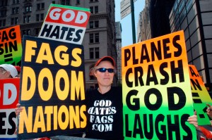 Westboro Baptist Church Member