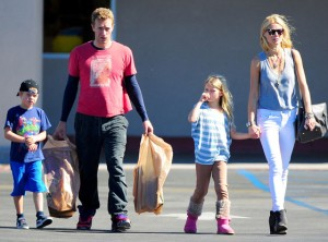 Gwyneth Paltrow/Chris Martin and Family