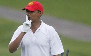 Golfer-In-Chief: President Obama