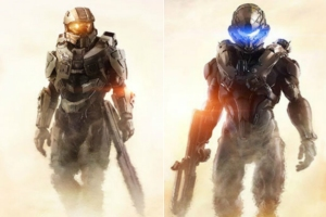 Characters from Halo 5