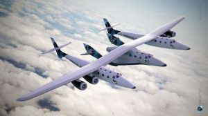 Virgin Galactic's Space Ship Two