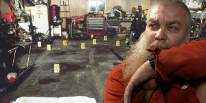 Steven Avery: Making a Murderer on Netflix