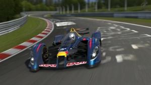 Red Bull X2010 Concept Formula 1 Car