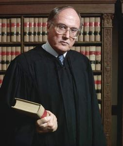 United States Supreme Court Chief Justice William H. Rehnquist 1924-2005