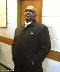 Pastor Terence Crutcher
